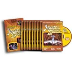 Midnight Special Legendary Performances 9 DVD Set from 1973-1980 + Million Sellers Bonus DVD & Booklet