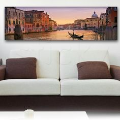 VENICE Outdoor Sofa, Outdoor Furniture, Outdoor Decor, Venice, Love Seat, Places To Visit, Canvas Prints, Couch, Inspiration