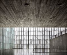 La Coruña Center For The Arts,© Hector Santos-Diez
