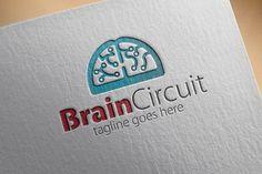 Brain Circuit by samedia on Creative Market