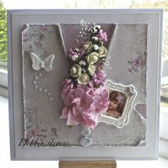 A little shabby chic style…