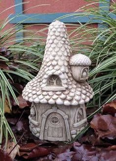 Pinecone Cottage from #Carruth Studio- NOW AVAILABLE! Item 1142 on our website…