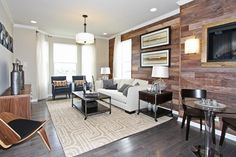 Great Room - Model Home