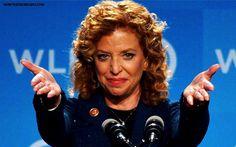 Faux Jew Debbie Wasserman-Schultz Sells Out Israel With Iran Nuclear Deal