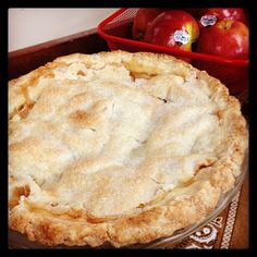 Amazing GF Apple Pie | Bob's Red Mill http://blog.bobsredmill.com/?p=27027