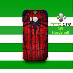 The Amazing Spider Man HTC One M8 Case Cover Hardshell