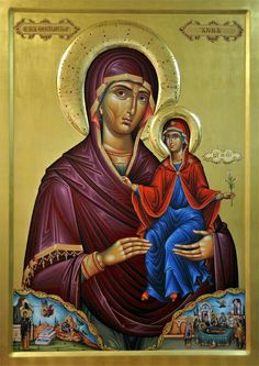 Religious Images, Religious Icons, Religious Art, Saint Joachim, Pictures Of Jesus Christ, Byzantine Icons, Orthodox Icons, Style Icons, Statue