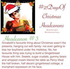 Christmas Headcanon 3