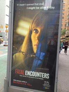 Fatal Encounters - April 2012 - NYC