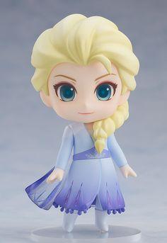 ねんどろいど エルサ Blue dress Ver.