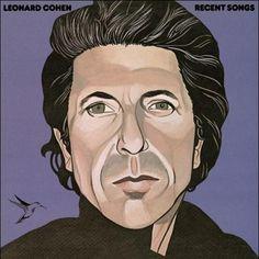 Leonard Cohen - Recent Songs 180g Import Vinyl LP December 1 2017 Pre-order