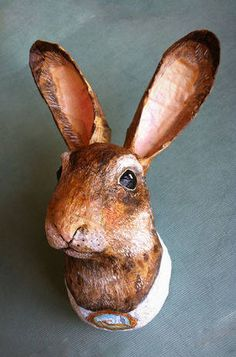 Hare  today gone Tomorrow..........lol      Glad you are Hare everyday!!  Husband