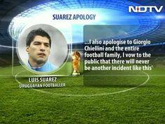 awesome  #2014 #apologizes #at #biting #chiellini #cup #fifa #FIFAWorldCup2014 #for #giorgio #giorgiochiellini #italy #luis #luissuárez #opponent #suarez #twitter #world Luis Suarez apologizes for biting opponent Giorgio Chiellini at FIFA World Cup 2014 http://www.pagesoccer.com/luis-suarez-apologizes-for-biting-opponent-giorgio-chiellini-at-fifa-world-cup-2014/