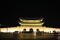 [서울] 광화문 야경 / [Seoul, Korea] Night view of Gwanghwamun Gate ※ [사진제공_한국관광공사] photo by 김지호. 본 저작물의 무단전제 및 재배포를 금합니다. copyright ⓒ by Korea Tourism Organization / All pictures can not be copied without permission.