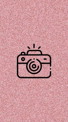 Instagram Logo, Instagram Design, Pink Instagram, Instagram Frame, Instagram Feed, Arab Typography, Instagram Background, Iphone Icon, Makeup