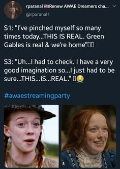 Shows On Netflix, Movies And Tv Shows, Anne Of Green Gables, Anne Green, Tomorrow Is A New Day, Gilbert And Anne, Gilbert Blythe, Anne With An E, Anne Shirley