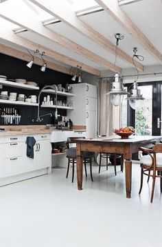 """from theBerry.com ~ """"My Dream Kitchen(s)"""" ~ October 13, 2011"""