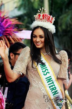6a862b6c7797b Miss International 2016 - Kylie Verzosa - Philippines