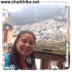 This pic was take in the Favela Da Rocinha (little farm), the biggest favela in Brasil, Rio de Janeiro