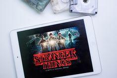 A série mais falada do momento. Tem motivos o suficiente para tal!  #strangerthings #serie #netflix