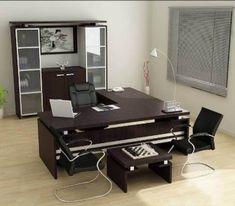 Modern Office Designs - http://weirds.co/4542/modern-office-designs/ #homeideas #homedesign #homedecor