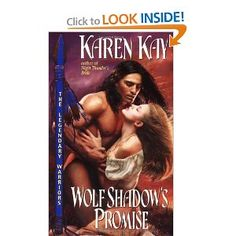 Wolf Shadow's Promise (Legendary Warrior)