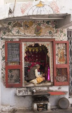Temple in Udaipur