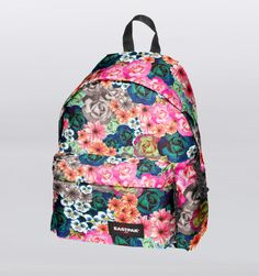 Eastpak Padded Pak'r Backpack - Florid All - Rushfaster.com.au Australia
