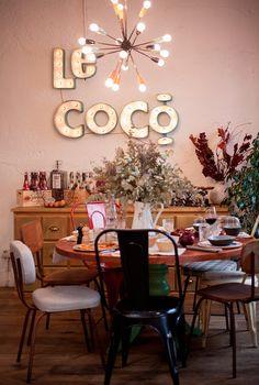 Comida de otoño en Le Cocó - Ebom