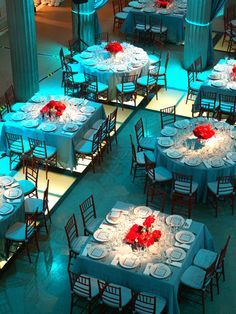 square banquet tables set up - Yahoo Image Search Results