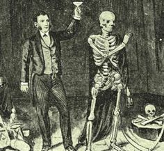"""The 13 club. Started by a Civil War Captain, it set out to debunk the """"unlucky 13"""" superstition and just kept  on going. More US presidents belonged to it than Skull and Bones. Very interesting."""