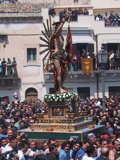 Easter procession in Scicli