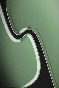 Green Metal Formation 4k Wallpapers   hdqwalls.com
