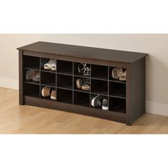 @Overstock - Store your shoes in the same place you put them on with our Shoe Storage Cubbie Bench. Dual-purposed and versatile, this bench is a great addition to your foyer, mudroom or utility room or bedroom.     http://www.overstock.com/Home-Garden/Everett-Espresso-Shoe-Storage-Cubbie-Bench/6720437/product.html?CID=214117 $145.42