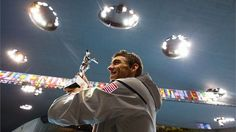 Round-up: Phelps signs off in typical style  The end of Swimming in the pool saw the exit of arguably the greatest Olympian in history as Michael Phelps bowed out ofthe sporthaving collected 18 gold medals and 22 overall.