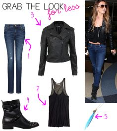 Check out Audrina Patridge's cool & casual fashion look and learn how to recreate it for less. Get the deets on http://indiepunkgoddess.net