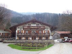 Restaurant und Pension - Pension Angermaier in Rottach