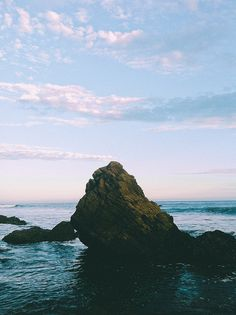 the ocean // by d a b i t o, via Flickr