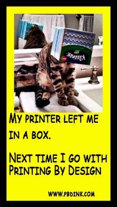 Book Printing Companies, Magazines, Printer, Cats, Books, Design, Journals, Gatos, Libros