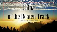 China off the Beaten Track - Discover the Soul of the Eastern Kingdom:http://kungfuprincess-on-the-road.com/china-off-the-beaten-track/