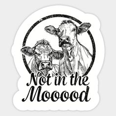 Funny Stickers, Custom Stickers, Sweet Cow, Cow Shirt, Halloween Stickers, Gifts For Girls, Funny Gifts, Funny Tshirts, Mood