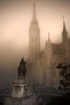 The Matthias Church in Budapest, Hungary. Find out what else to see in this Paris of the East.