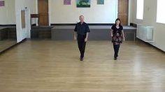 baby blues line dance - YouTube