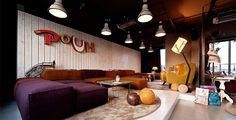 25Hours Hotel Wien | Die beste Projekte von Dreimeta http://wohnenmitklassikern.com/innenarchitekten/die-beste-projekte-von-dreimeta/