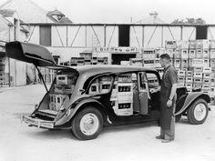 Citroen Traction Avant 11cv Commerciale
