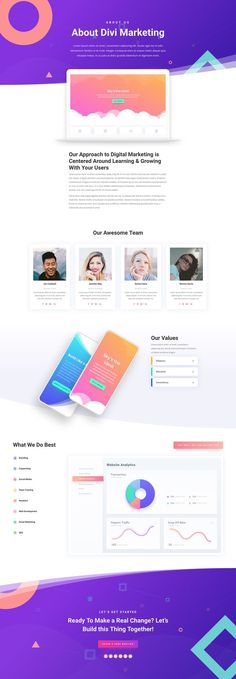 CSS tutorial or css reference and much more provides on csspoints for basic and advanced concepts of CSS technology for web design Beautiful Web Design, Marketing Approach, Modern Website, Wordpress Template, Wordpress Theme, Ui Web, Landing Page Design, Web Design Inspiration, Marketing Digital