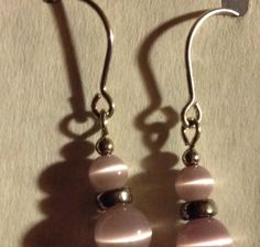 ~***~HANDCRAFTED STERLING SILVER EARRINGS~***~
