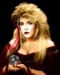 Crystal Visions... Stevie Nicks.
