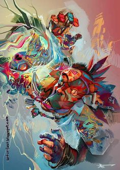 awesome abstract paintings - Google Search