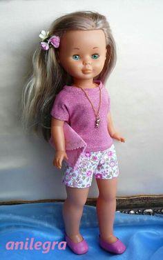 Nancy Nancy Doll, Diy Headboards, Little Doll, Madame Alexander, Girl Doll Clothes, Crochet Dolls, Doll Accessories, Vintage Dolls, Doll Toys